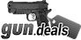 "UTG MTU015 PRO Model4/AR15 Extended Car Length Drop-in Quad Rail - $48.96 w/code ""UTGRAIL30"" (Free S/H)"