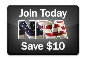 Join Today NRA, Save $10