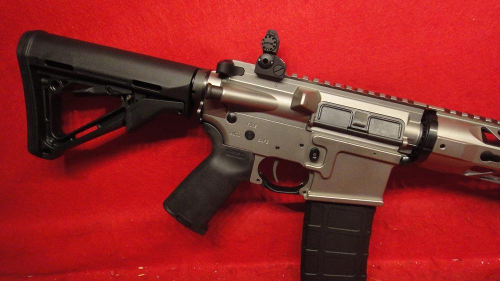 ke arms 1 56 05 400 usm4 mode 3 ar 15 rifle 5 56mm 16in 30rd np3