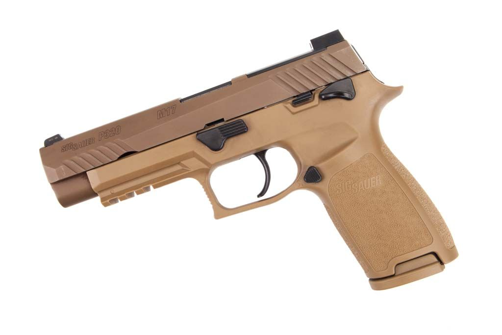 Sig P320-M17 9mm 4 7