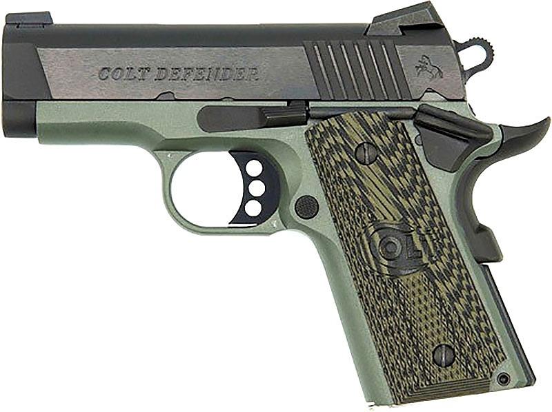 COLT - Defender 45 ACP 3