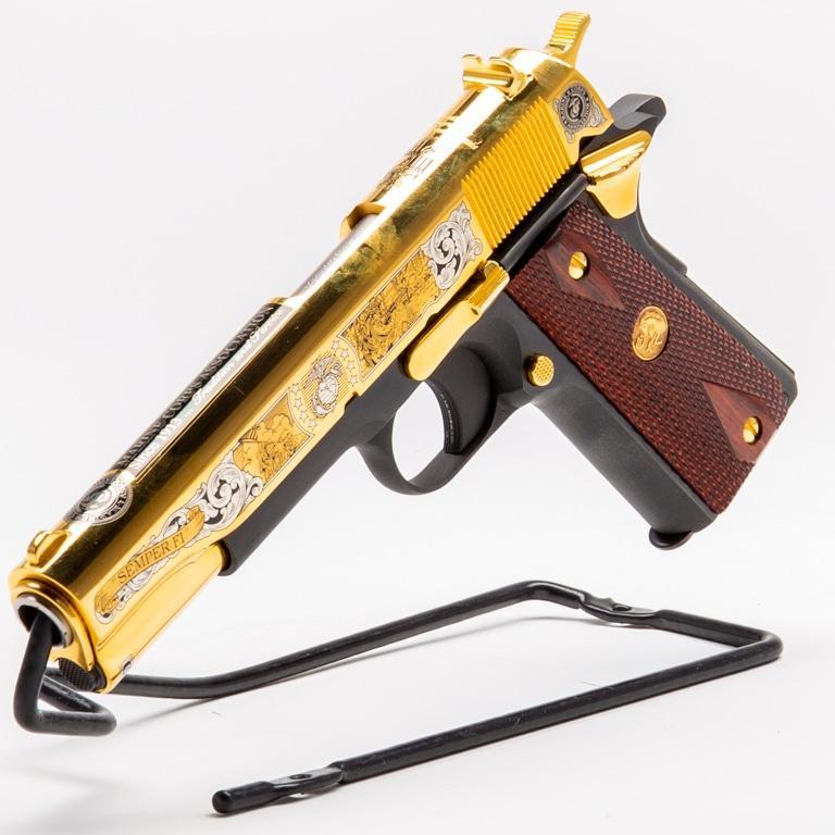 Gold Plating Guns