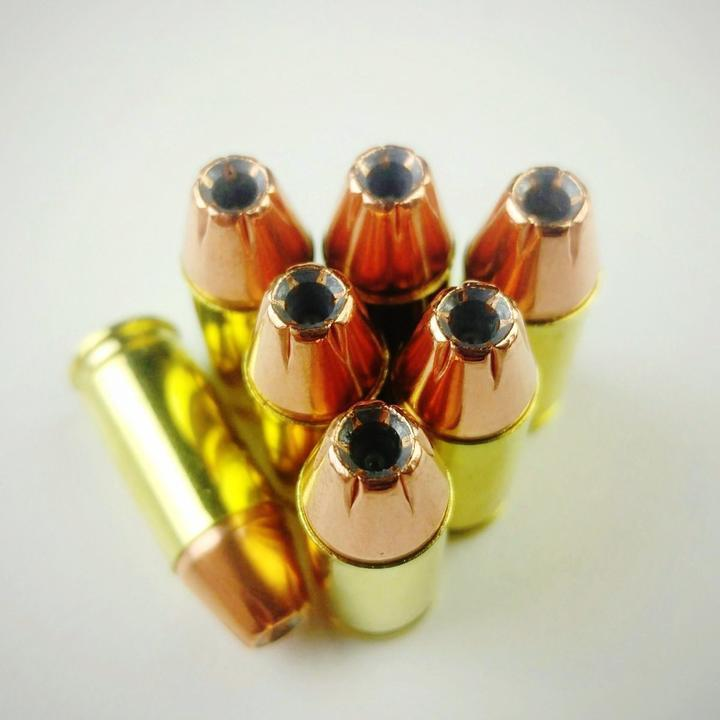 MOA Munitions - 9MM 124 Grain XTP - Factory New JHP - Premium