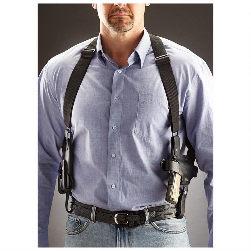 Over Shoulder Holster