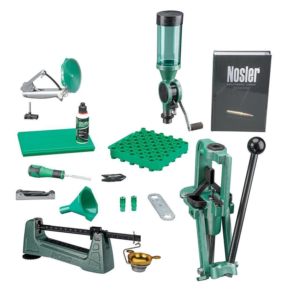 RCBS Rock Chucker Supreme Master Reloading Kit - $229 99 + Free Shipping  (Free S/H over $25)