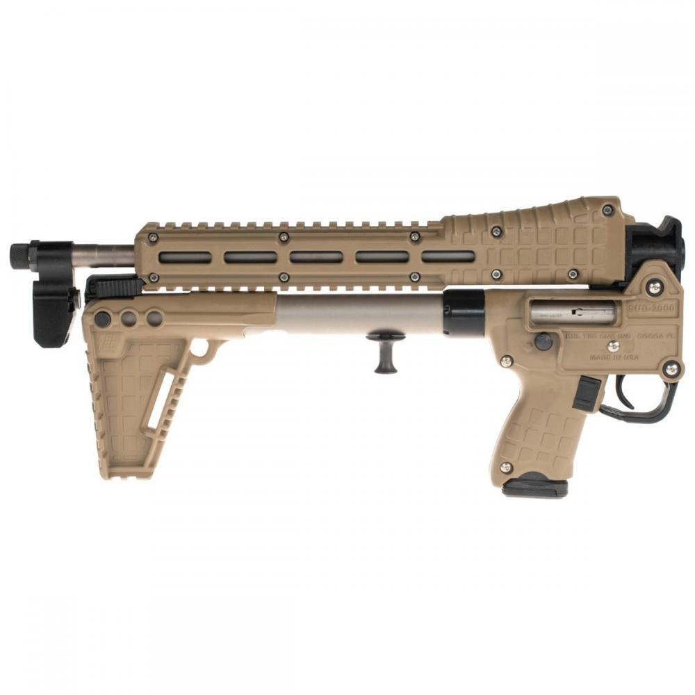 Kel-tec Sub2000 9mm Glock 19 Nickel Boron & TAN - $399 99 ($0 - $3 99 S/H)