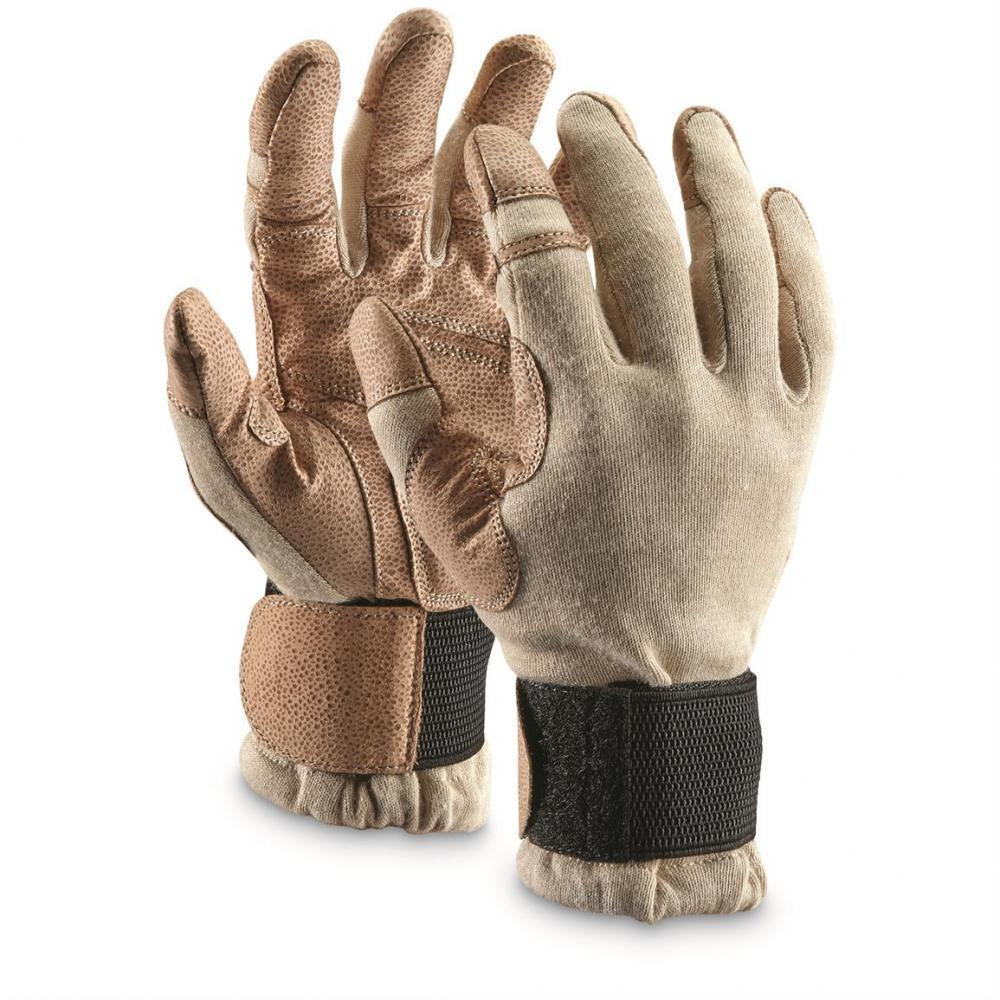 U S  Military Surplus Kevlar Tactical Ops Gloves, New - $16 19