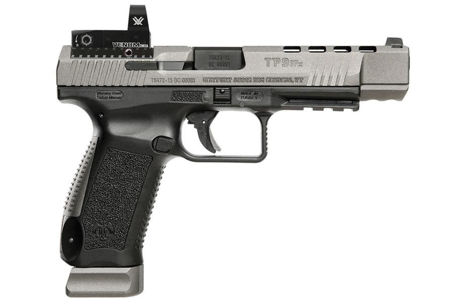Century Arms Canik TP9SFx 9mm Pistol with Vortex Venom 6MOA Red Dot -  $549 99 (Free S/H on Firearms)