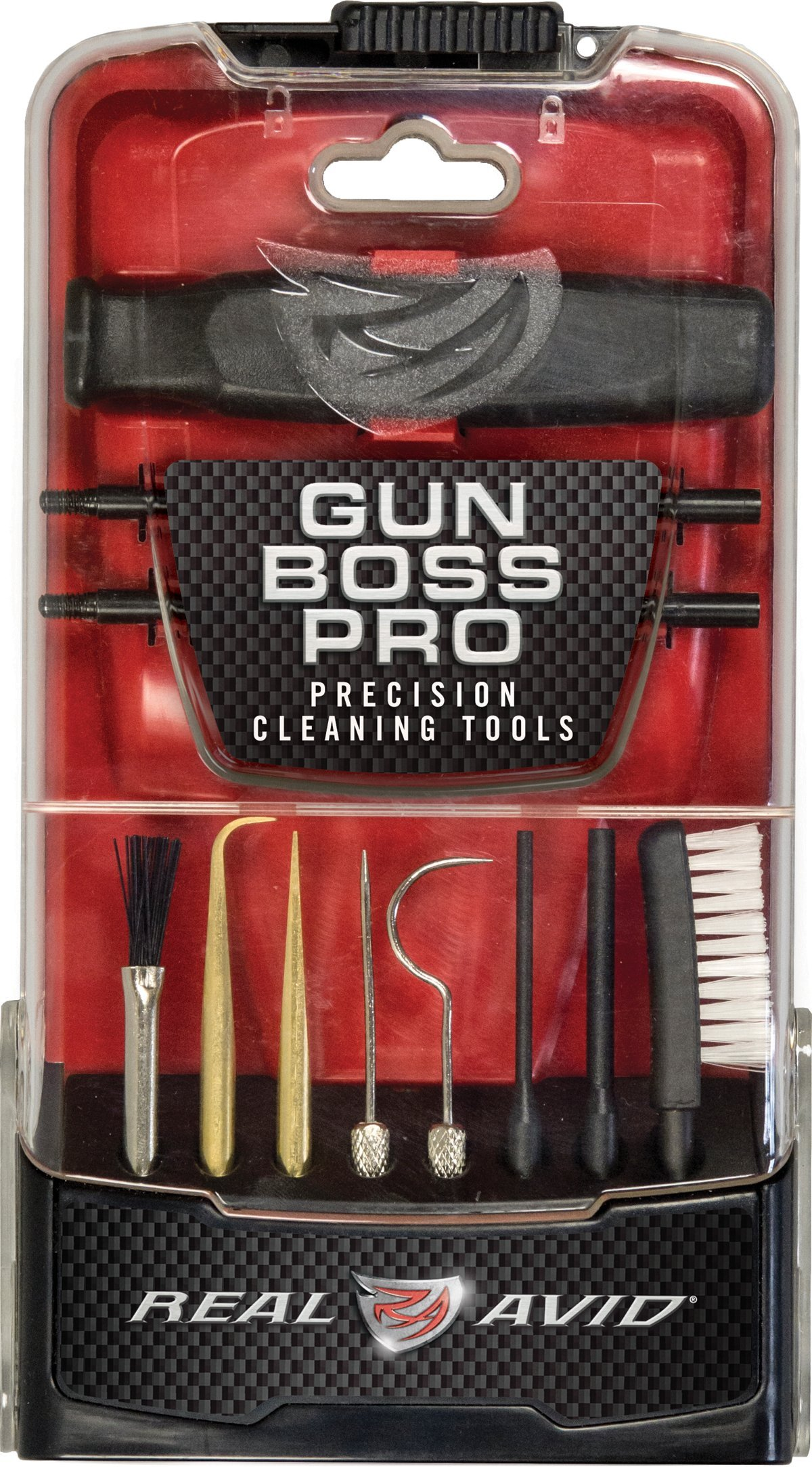 Real Avid Gun Boss Pro Precision Cleaning Kit - $19 99 (Free S/H over $25)