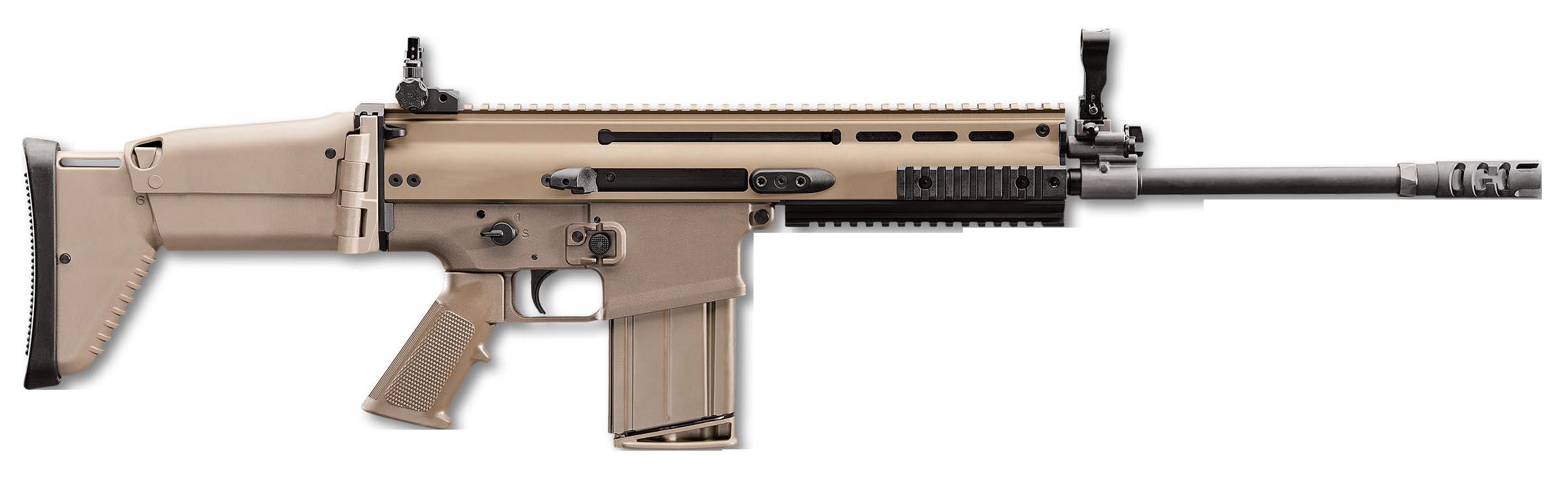 FN 985411 SCAR 17S American Semi-Automatic 308 Winchester/7 62 NATO 16 2