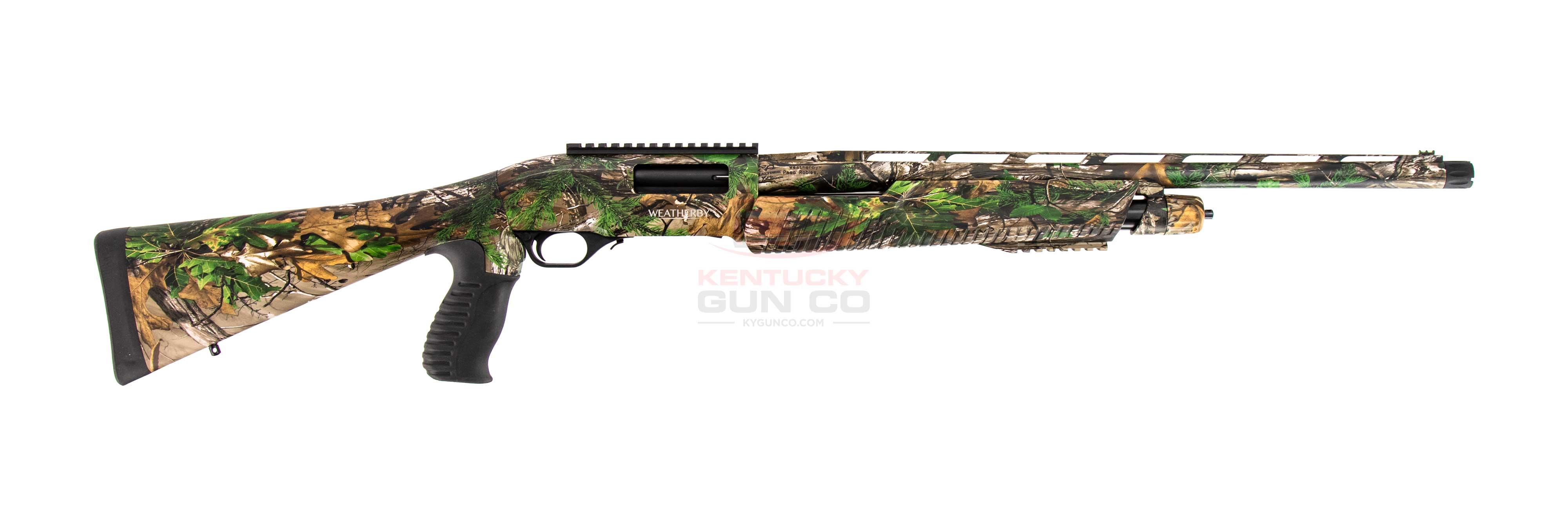 Weatherby PA-459 Turkey 12GA Realtree Xtra Green - $238 18 (Free S/H on  Firearms)
