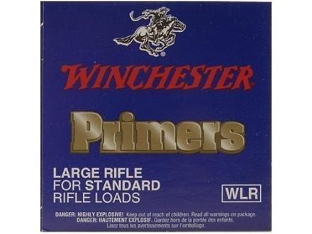 Winchester Large Rifle Primers #8-1/2 - $28 99