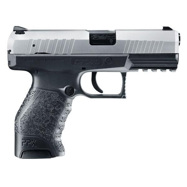 Walther Ppx M1 9mm Stainless 28989 999 Sh On Firearms Gun