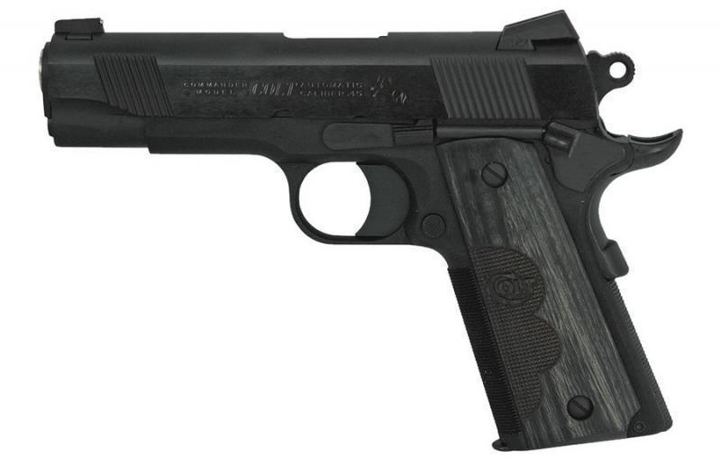 Colt Commander  45 Auto 4 25