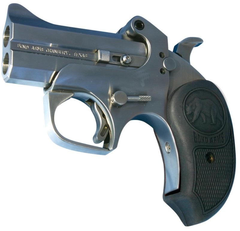 Bond Arms Papa Bear *CA Compliant* 45 Colt 2Rnd - $402