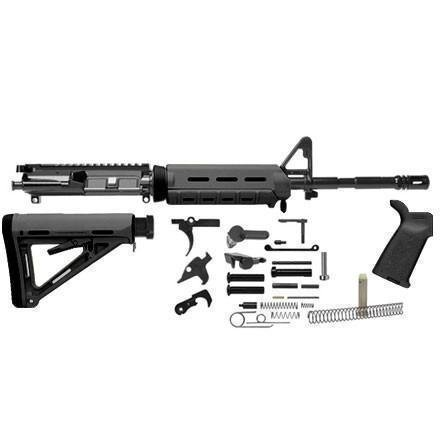Marvelous AR 15 Rifle Build Kit With Magpul MOE Furniture   $489.99 | Slickguns |  Gun.deals