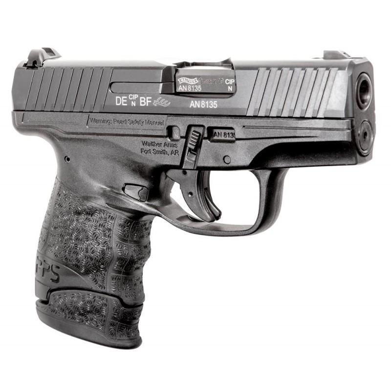 walther pps m2 limited edition 9mm 3 2 7 rd phosphoric night