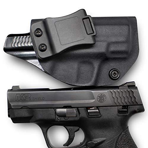 Black Friday National Carry IWB Kydex S&W Shield Holster Smith Wesson M&P  Shield 9mm/40SW Concealment Holster - $16 99 (Free S/H over $25)