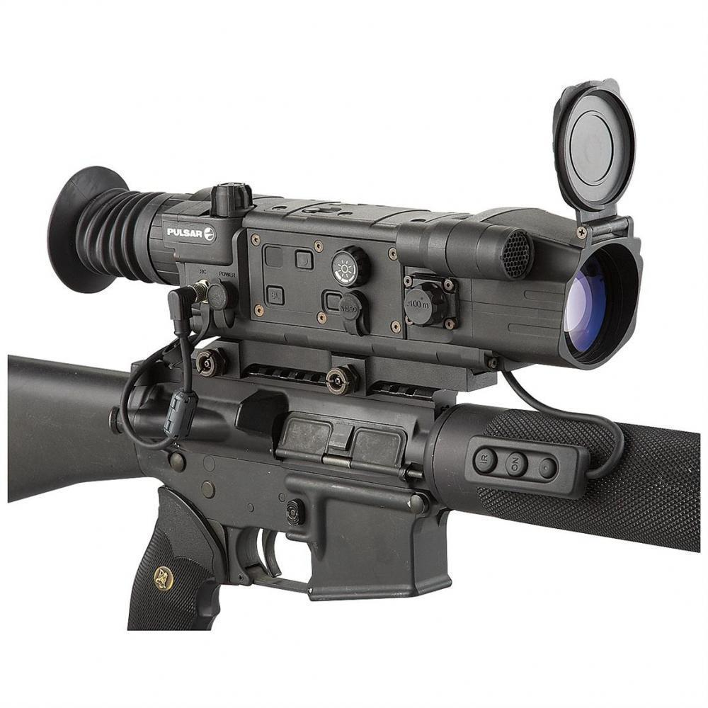 387f0b7fe02 Pulsar Digisight N550 Digital Night Vision Rifle Scope -  666.66 + Free  Shipping (Free S H over  25)