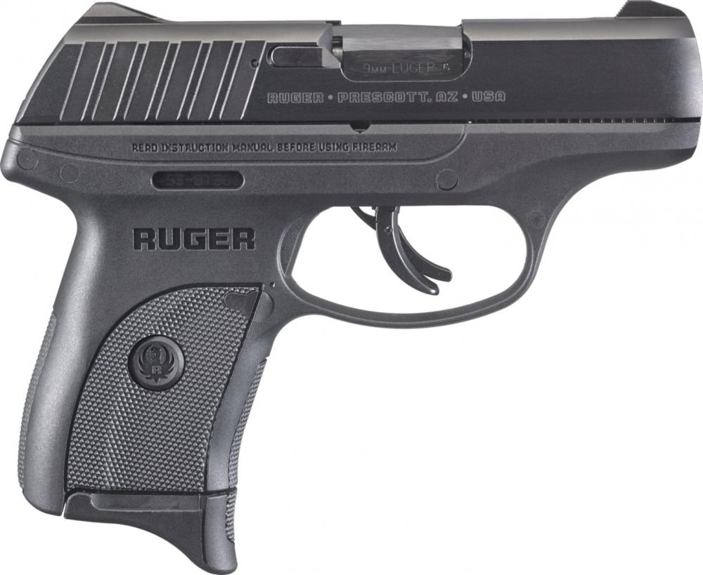 "Ruger EC9s 9mm 3.12"" Barrel 7 Rnd - $219.99 (free store ..."