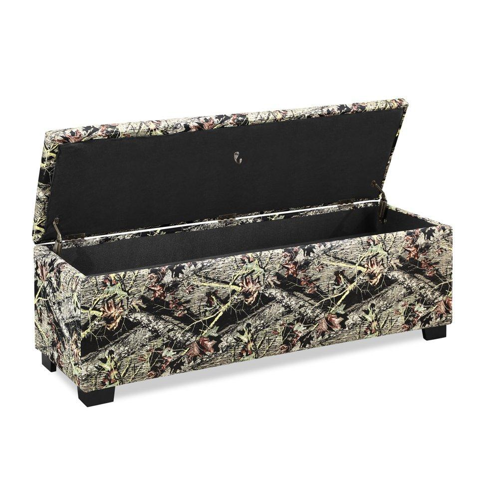 Fine Gun Concealment Bench Storage Ottoman Multiple Colors Wenge Black Camo 73 96 Free Store Pickup Or Free S H Over 35 Gamerscity Chair Design For Home Gamerscityorg