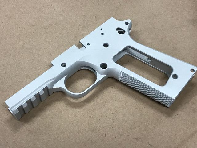 STEALTH ARMS 1911 80% Tactual Commander 4.25\