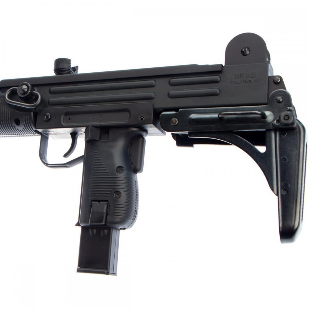 UZI Rifle 22 LR Folding Stock and Faux Suppressor 10 Rnd - $299 99 ($0 -  $3 99 S/H)