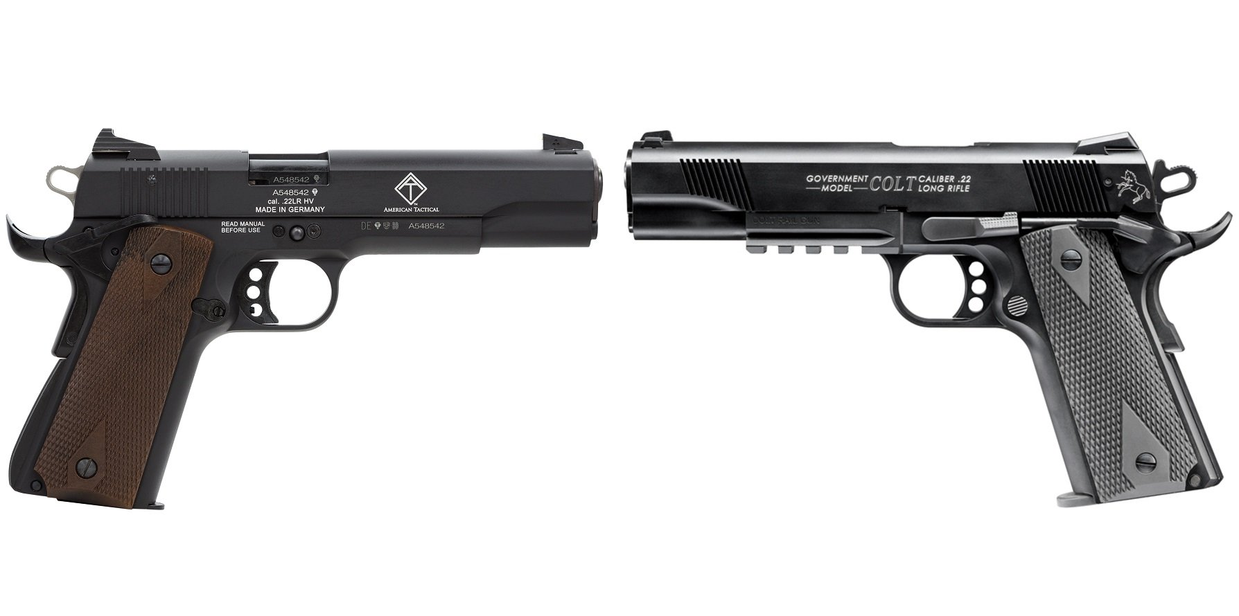 1911 22 LR Handguns from $176 12 @ Wikiarms