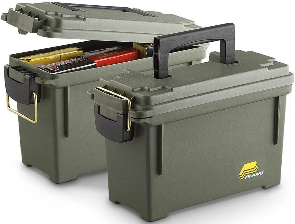 Plano Ammo Can (OD Green) - $4.67 (Add-on Item)  sc 1 st  Gun.Deals : ammo storage box  - Aquiesqueretaro.Com