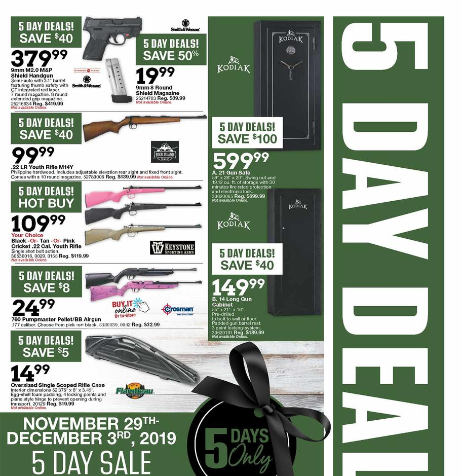Black Friday Deal: Fatboy 64 Gun Safe   Dealigg.com