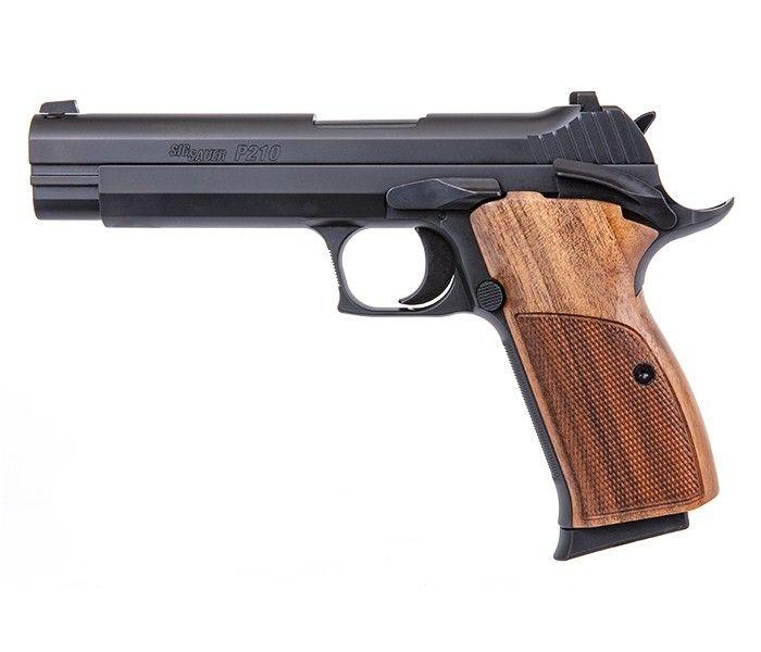 Sig Sauer P210 Standard 9mm 5 Barrel 8 1 Rnd 949 Free S H On Firearms Gun Deals