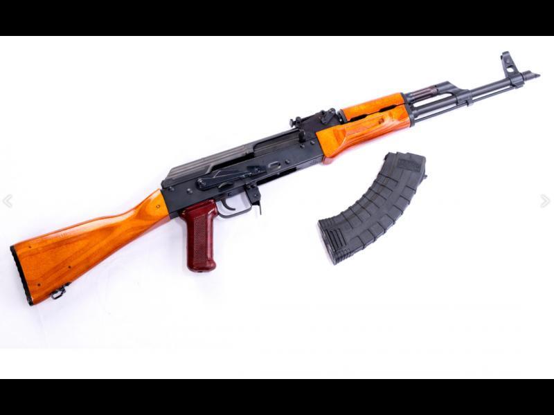 AK 47 Semi Auto Rifle Riley Defense  7 62x39  Polish Style Wood Furniture    RAK 47 C    599 99   gun deals. AK 47 Semi Auto Rifle Riley Defense  7 62x39  Polish Style Wood