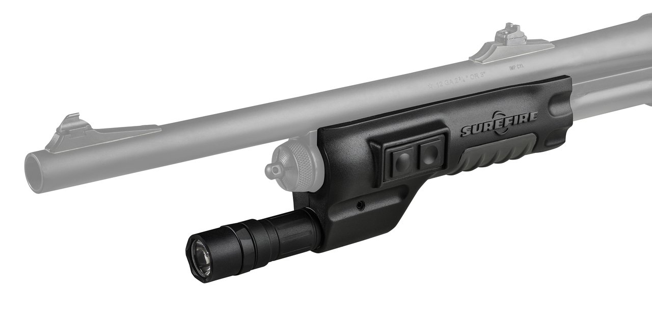 Surefire 618LMG A Remington 870 600 Lumen Tactical Light Forend   $369.95  (add To Cart For Price) (Free S/H)