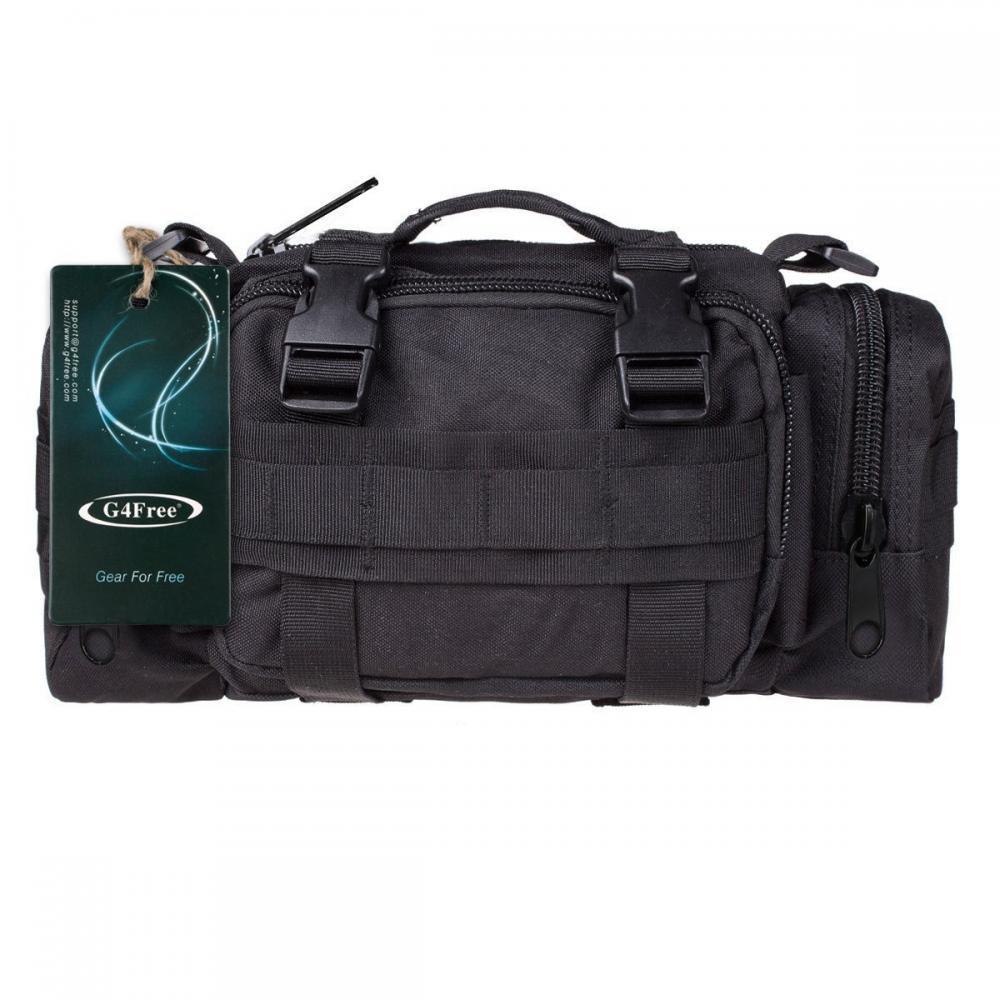 G4Free Deployment Bag Versatile Tactical Waist Pack 3b493d39e04f0