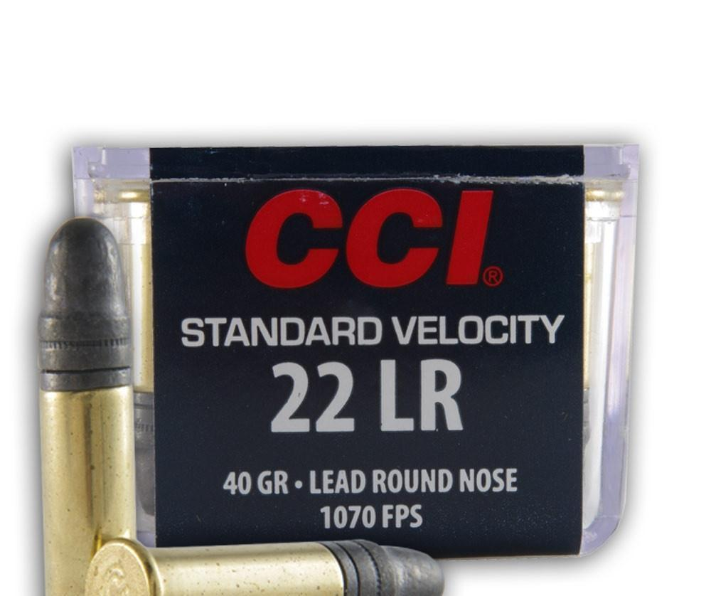 cci 22 lr 40 grain lrn 50 rounds 3 99 free 2 day s h over 50