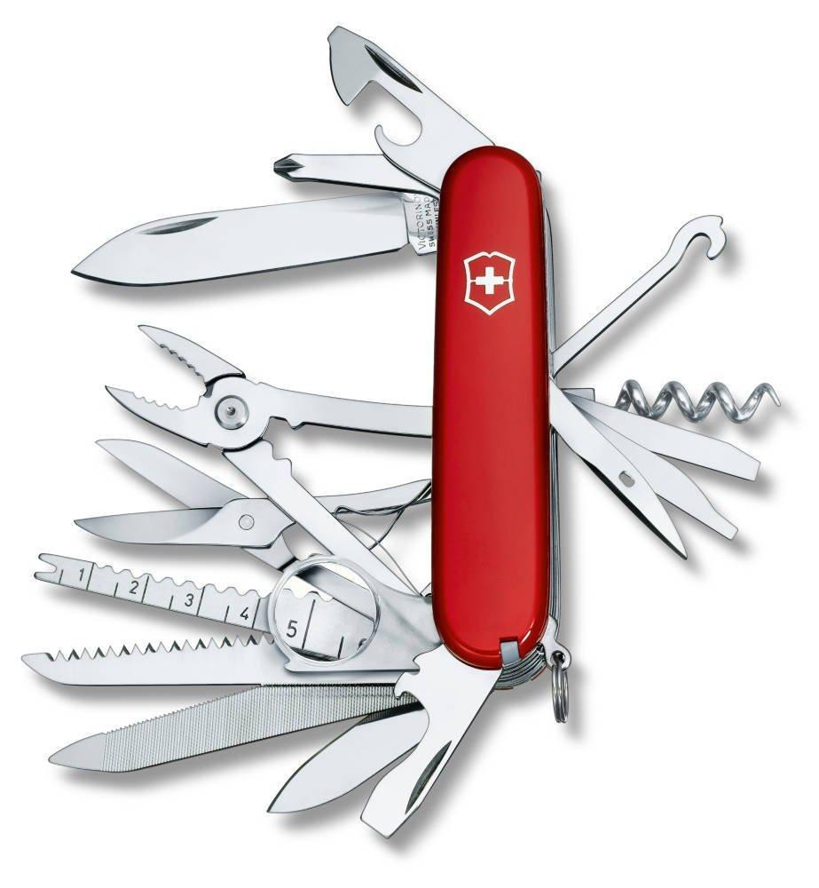 19 New Swisschamp Knife