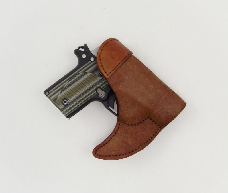 Talon Holsters FRONT POCKET holster for SIG P238 / Colt Mustang  50% off of  holster shipping! - $49 95