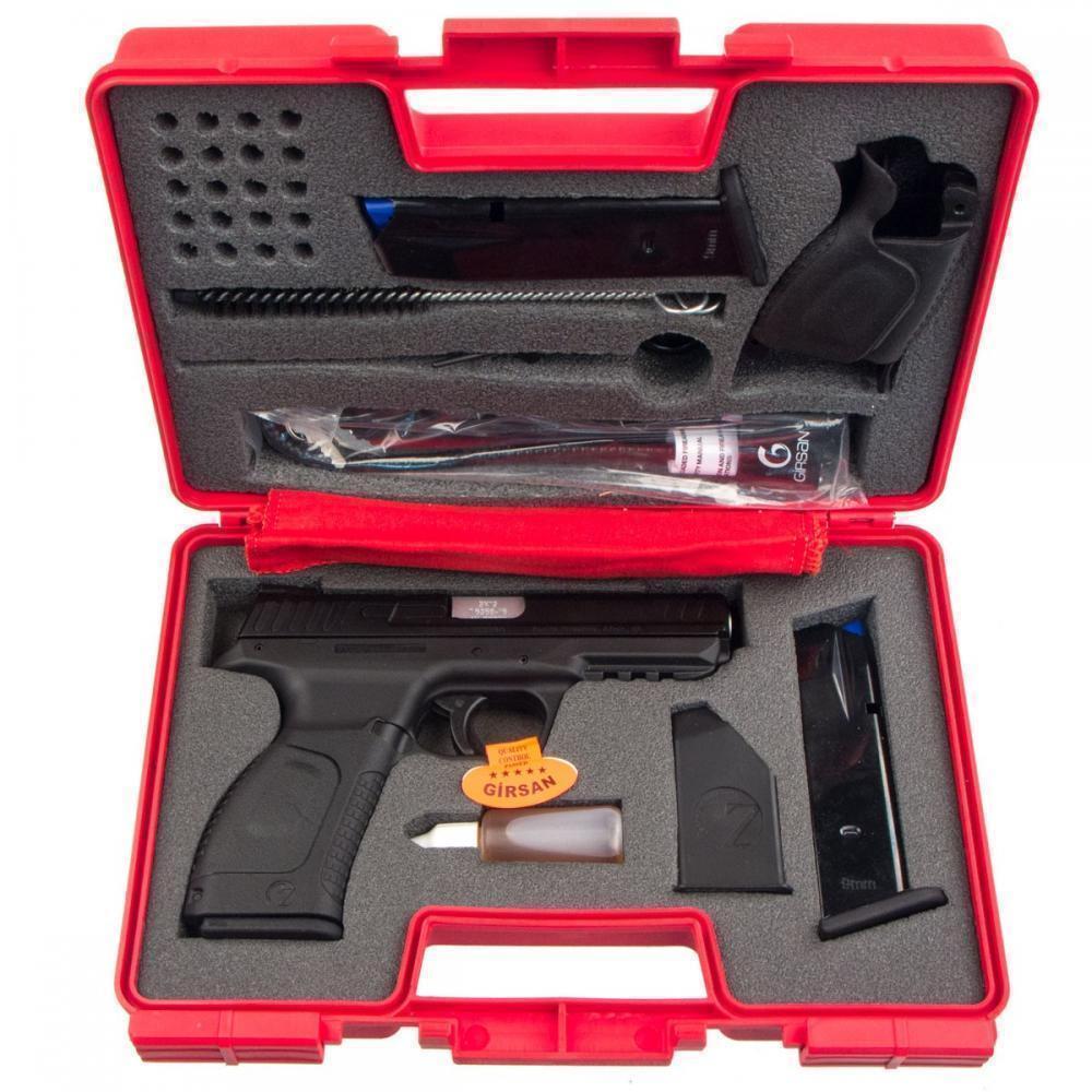 Zenith MC28 SA 9mm 4 25