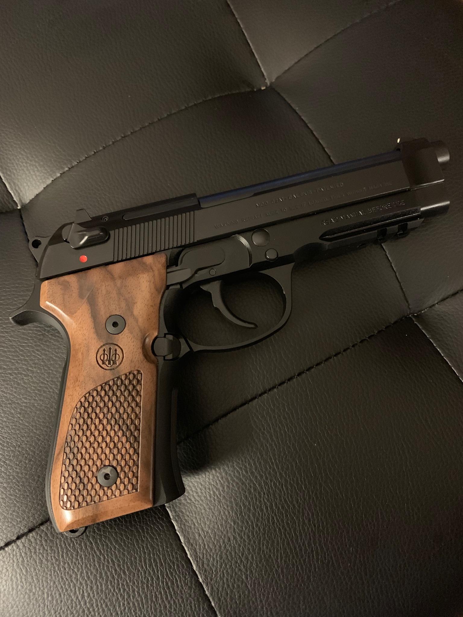 Beretta 92A1 9mm 4 9