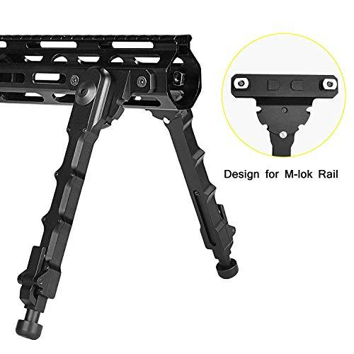 MidTen Tactical M-LOK Bipod 7 5-9 Inches for Hunting and Shooting(Upgrade)  - $30 7 w/code