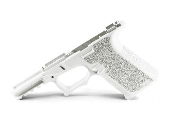Polymer 80 PF940CV1 Compact Pistol Frame Kit For Glock 19/23/32 White -  $119 99 shipped