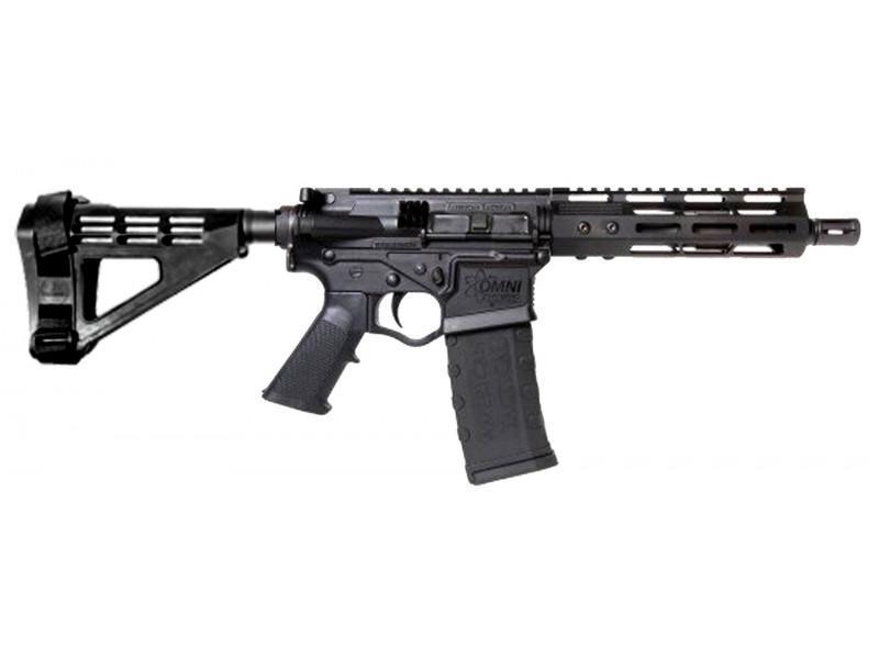 ATI Omni Hybrid MAXX AR15 Pistol, 5 56 7 5