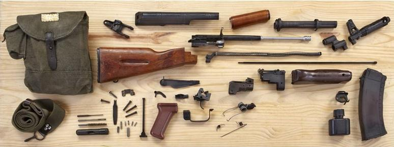 Bulgarian AK-74 Parts Kit - $179 99 or less with coupon ($162 price drop)