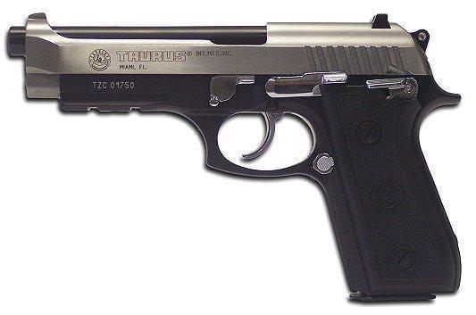 Taurus Pt92 Afs 9mm 4 75