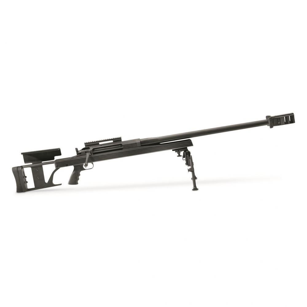 Armalite AR-50A1, Single Shot,  50 BMG, 30