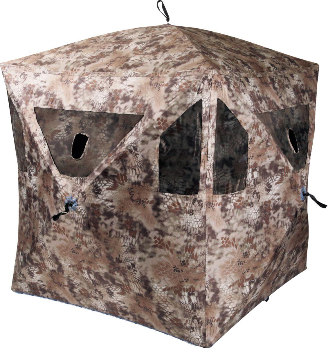Ameristep Battlefield Ground Blind Kryptek Highlander - $89 99 (Free 2-Day  Shipping over $50)