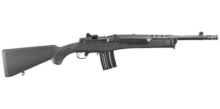 Ruger Mini-14 Tactical 300 Blackout 16 12