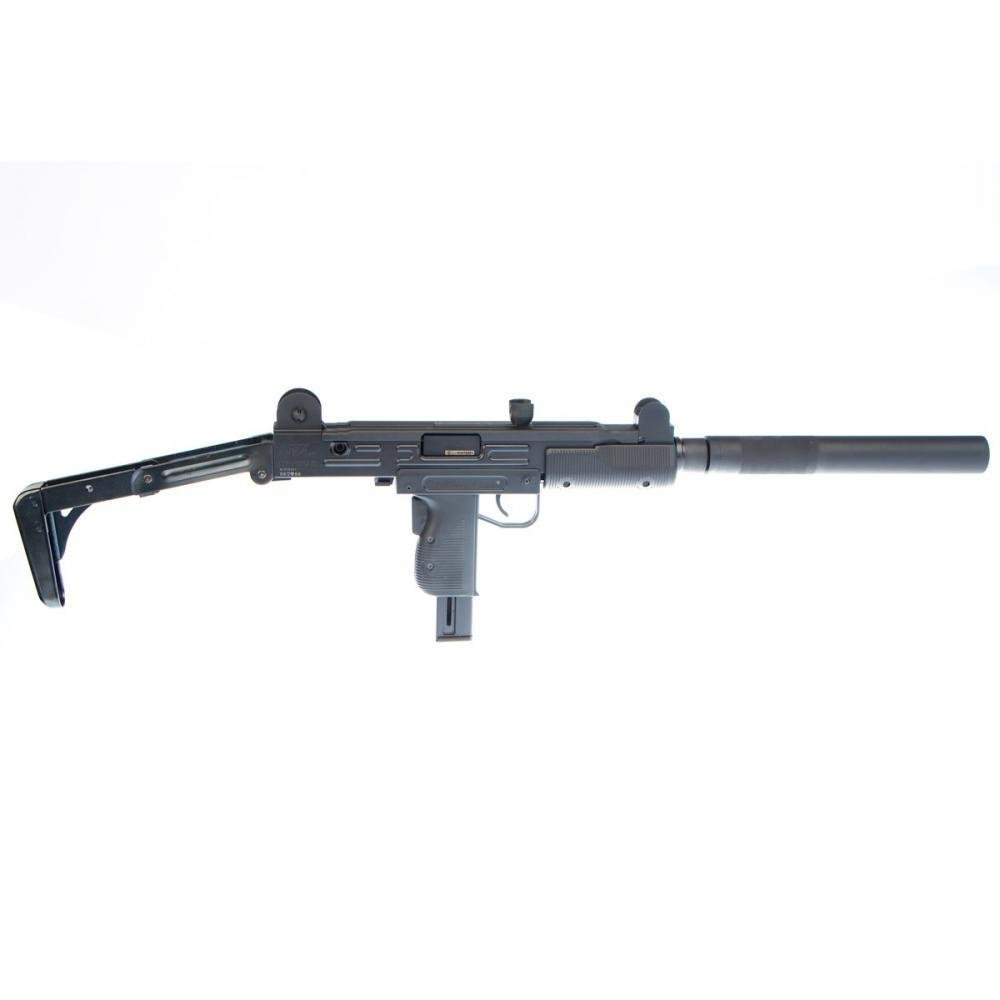 UZI Rifle 22 LR Folding Stock and Faux Suppressor 10 Rnd - $299 99 ($0 -  $3 99 S/H)