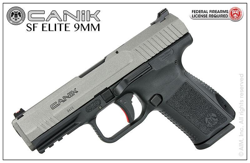 Canik TP9 SF Elite 9mm Handgun - $340 99 after code