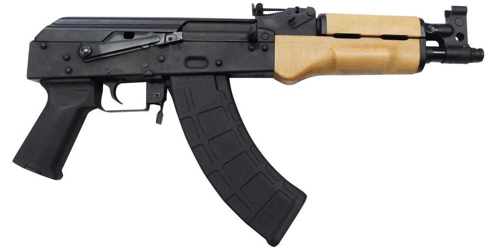 Century Arms US DRACO 7 62x39 AK Pistol 10 5